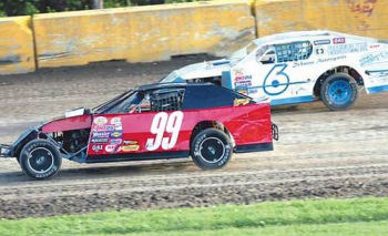 KRA Racing at the kandiyohi County Fair